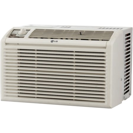 LG 5,000 BTU Window Air Conditioner with Manual