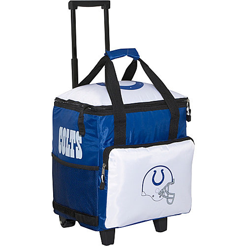 "Concept One Indianapolis  Colts ""Mobilize"" Rolling Cooler"