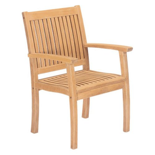 HiTeak Furniture Buckingham Teak Armchair