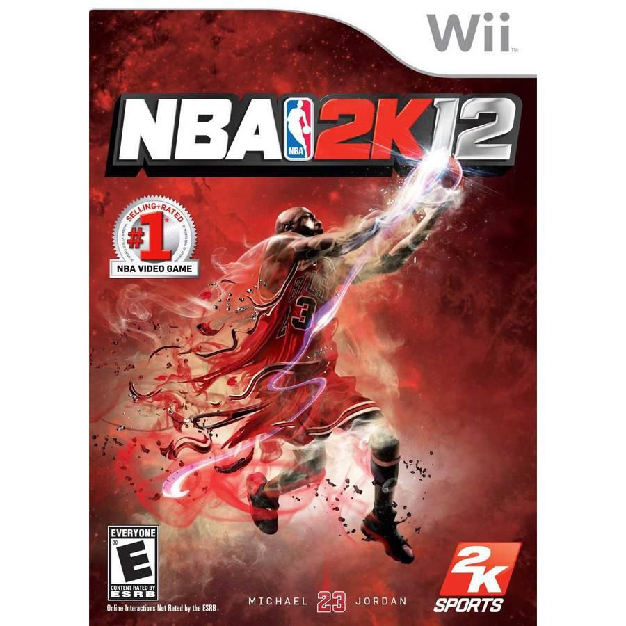 NBA 2K12 (Wii)