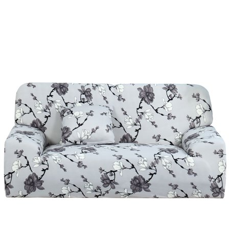 Stretch Fabric Sofa Slipcovers for Chair Loveseats Couch 1/2/3 Seats