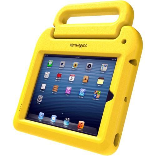 Kensington SafeGrip K67796AM Carrying Case for iPad - Sunshine Yellow - Handle