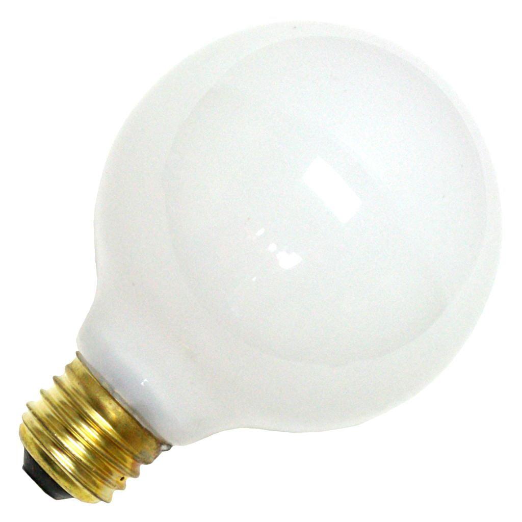 Bulbrite 330040 - 40G25WH3 G25 Decor Globe Light Bulb