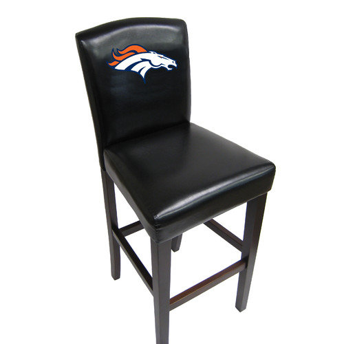 Imperial NFL Bar Stool with Cushion (Set of 2)