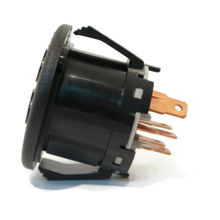 IGNITION STARTER KEY SWITCH for Cub Cadet 925-04227 925-04227A 925-04227B Mowers by The ROP Shop