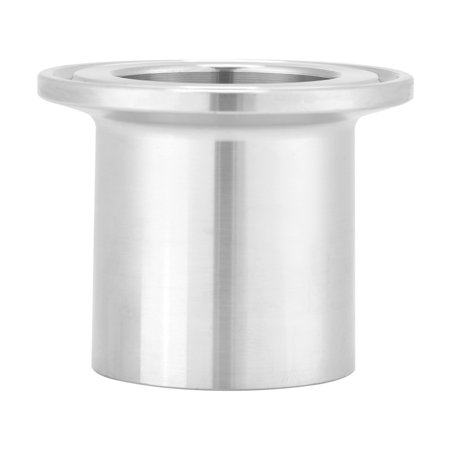 YLSHRF Sanitary Stainless Steel SS304 DN15 DN25 Female Threaded Ferrul