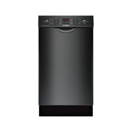 Bosch 18 Special Application Recessed Handle Dishwasher
