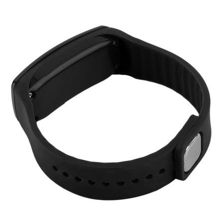 Super Lightweight Smart Bracelet Led Touch Design Sport Running Digital Bracelet Soft Silicone Smart Digital Wristaband Watches Men's Watches