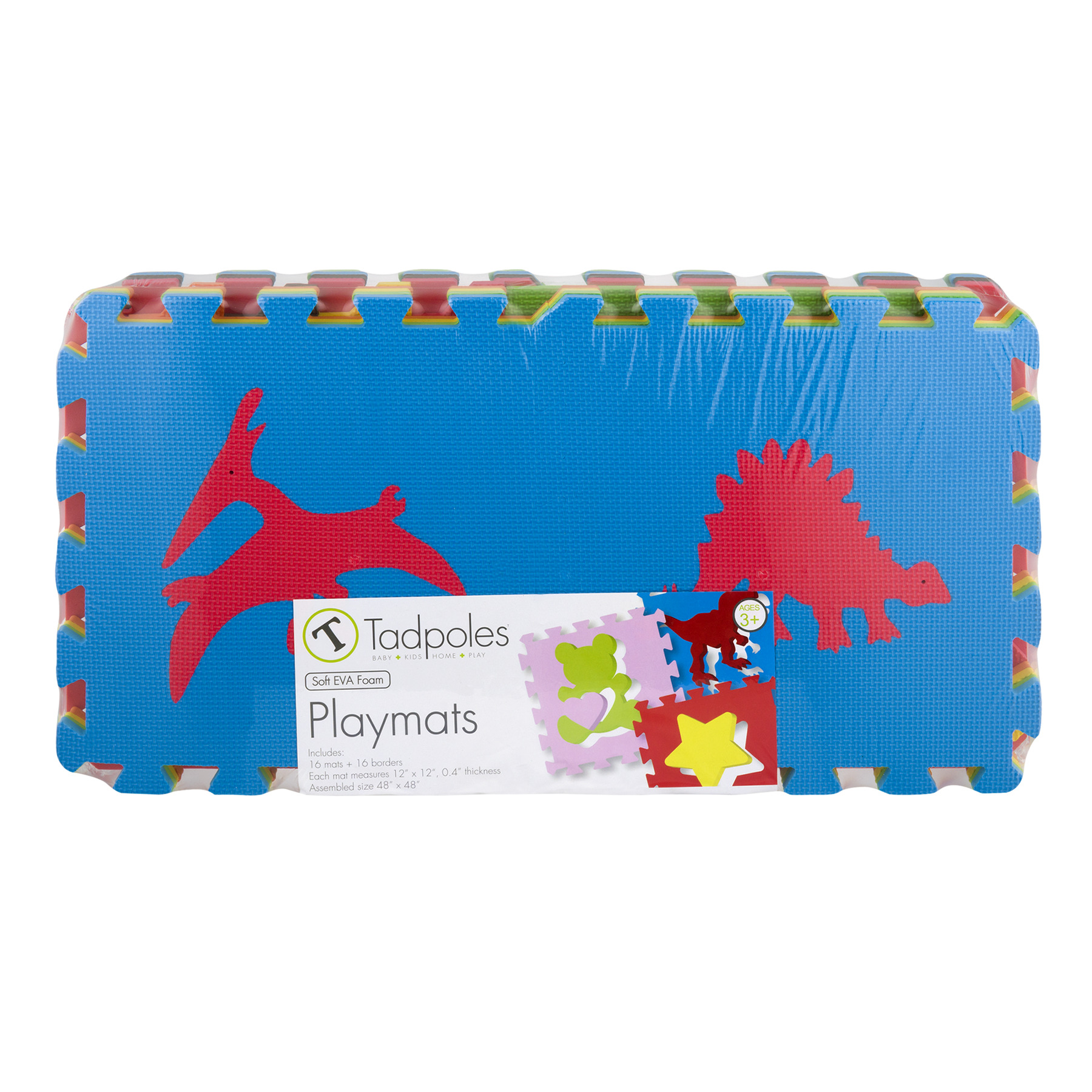 Tadpoles Playmats, 32.0 PIECE(S)