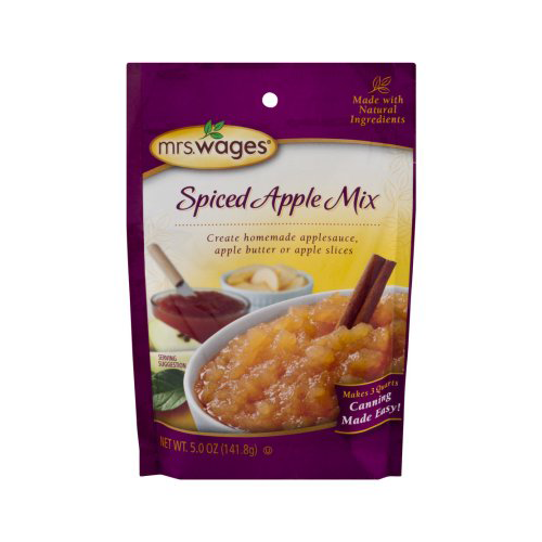 KENT PRECISION FOODS GROUP INC W800-J4425 5OZ Spice Apple Mix