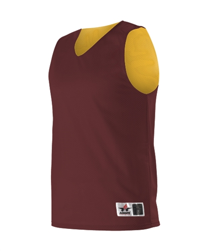 Alleson Reversible Mesh Basketball Jersey Adult by Alleson