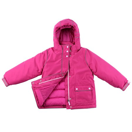 Synthetic Fill Jackets (Momo Grow Little Girl's