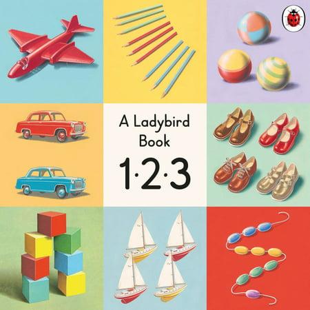 - 123: A Ladybird Vintage Board Book