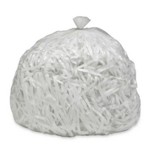 "Skilcraft Shredder Bags,0.65 mil,10 Gallon,24""x26"",2 Rolls/BX,CL 5574975"