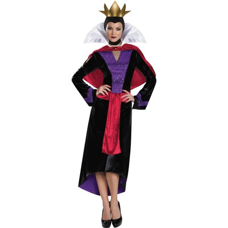Evil Queen Deluxe Women's Adult Halloween - Evil Halloween Costume