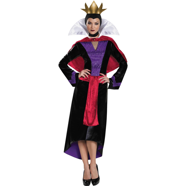 Evil Queen Deluxe Women's Adult Halloween Costume