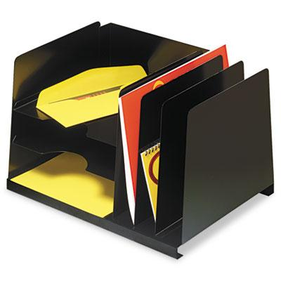 SteelMaster Combination Letter-Size Organizer