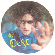 Cure - Sticker