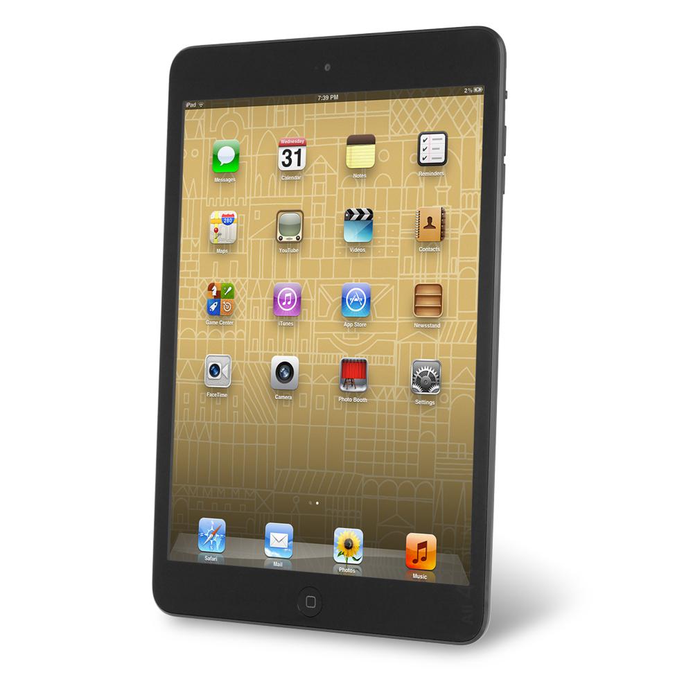 Apple iPad Mini 16GB Wi-Fi - Black / Space Gray (Refurbished)
