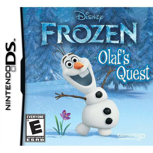 Disney Frozen: Olaf's Quest (DS) - Pre-Owned