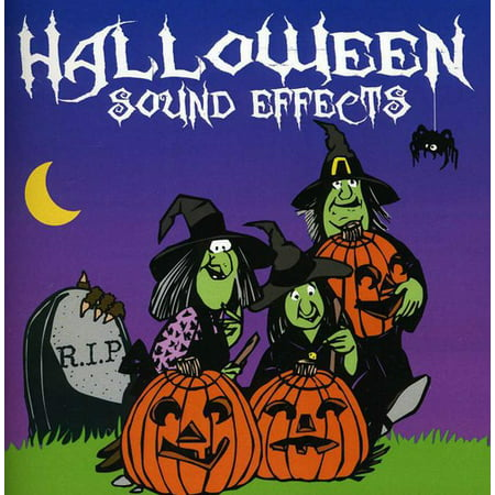 Halloween Sound Effects (CD)](Scary Sounds Of Halloween Mp3)