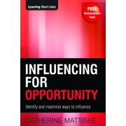 Influencing for Opportunity - eBook