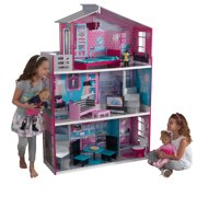 KidKraft Breanna Wooden Dollhouse for 18-Inch Dolls with 12 accessories included