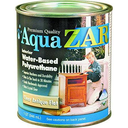 Aqua Zar Gloss (Aqua Zar 34412 Qt Int Wtrbs Poly)