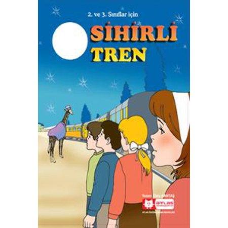Sihirli Tren - eBook