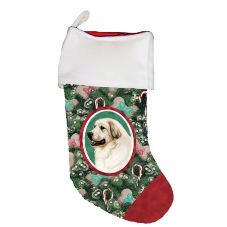 Great Pyrenees -  Best of Breed Dog Breed Christmas