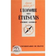 L'Économie des États-Unis - eBook