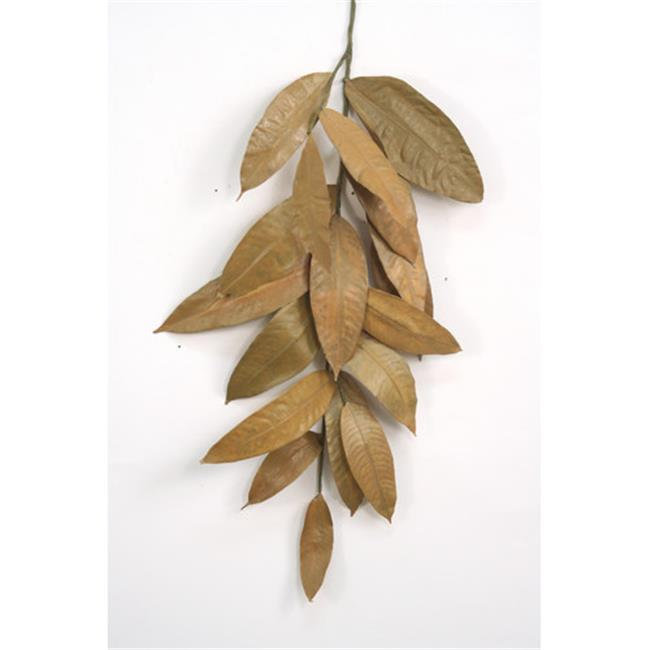Distinctive Designs DW-1601-AV DIY Foliage Avocado Green Gandaria Leaf Swag x 18 - Pack of 6