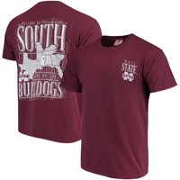 Mississippi State Bulldogs Welcome to the South Comfort Colors T-Shirt - Maroon