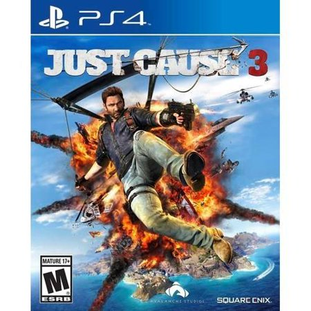 Square Enix Just Cause 3 (PS4) - Pre-Owned