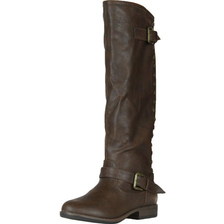 Bamboo Women's Montage 83 Riding Boots with - Ugg With Zipper