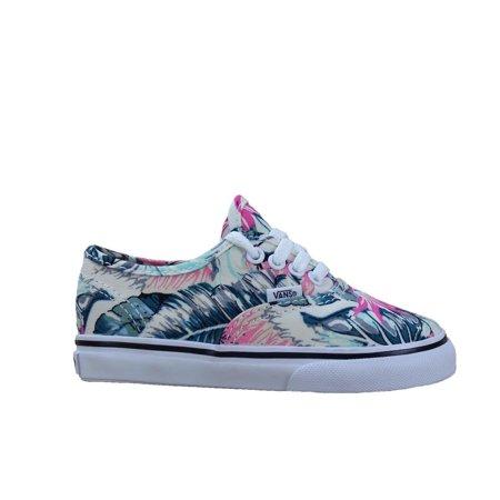 Vans Girls Authentic Toddler Fashion Sneaker