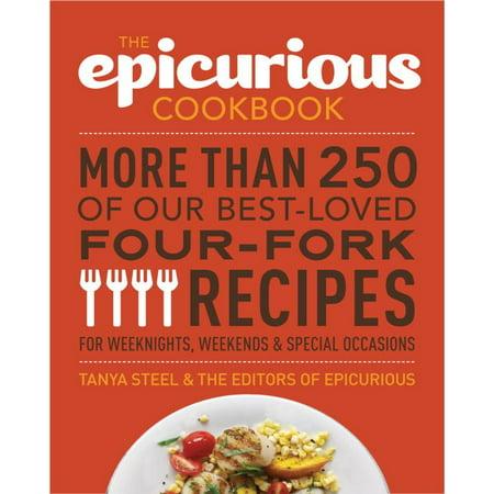 - The Epicurious Cookbook - eBook
