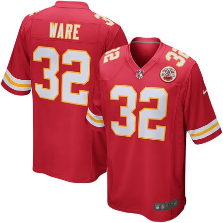 Spencer Ware Kansas City Chiefs Nike Game Jersey - Red - Party City In Jersey City