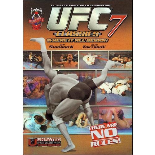 Ultimate Fighting Championship Classics, Vol. 7 (Full Frame)