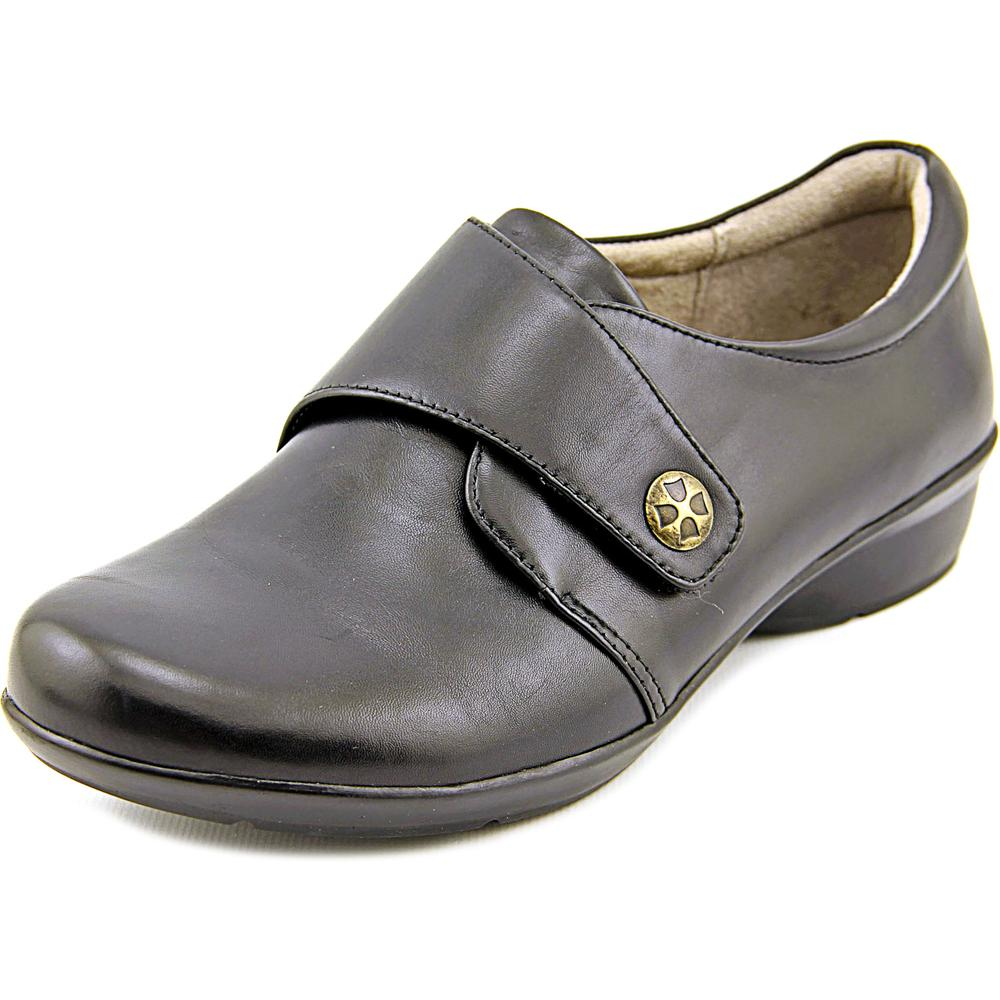 Naturalizer Calinda Women N S Round Toe Leather Loafer by Naturalizer