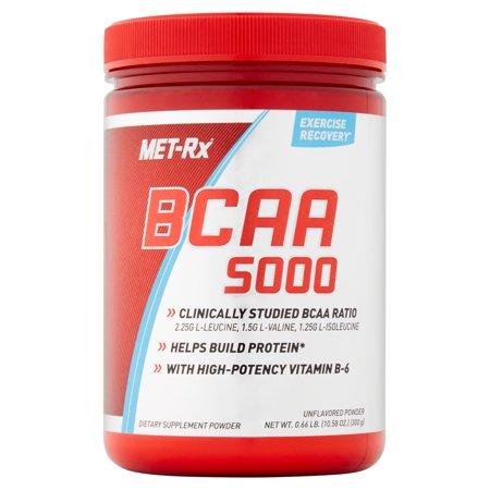BCAA 5000 Unflavored Complément alimentaire en poudre 1058 oz