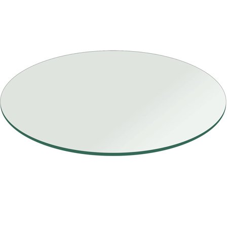 """28"""" Round Tempered Glass Table Top"""