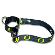 Strapworks MC34-M 0. 75 W inch Premier Line Martingale Collar Collegiate - Oregon, Medium
