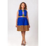 African Clothing Caro Dress by Ysand