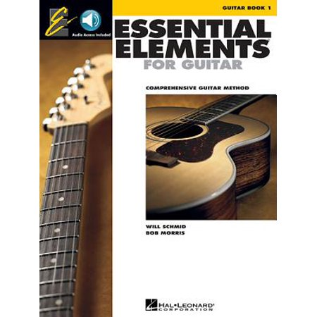 Essential Elements for Guitar, Book 1 : Comprehensive Guitar Method