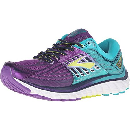 bc9e37df6adb6 Brooks - Brooks Women s Glycerin 14 Pansy Ceramic Lime Punch Sneaker ...