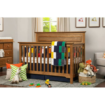 Davinci Autumn 4 In 1 Convertible Crib Chestnut