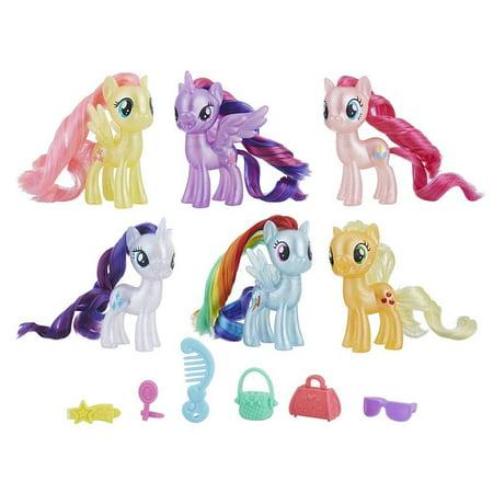 My Little Pony Best Gift Ever Mane 6 Celebration