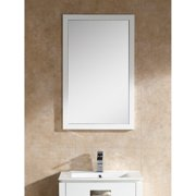 Fine Fixtures Manchester Bathroom Mirror - 21.63W x 33.5H in.