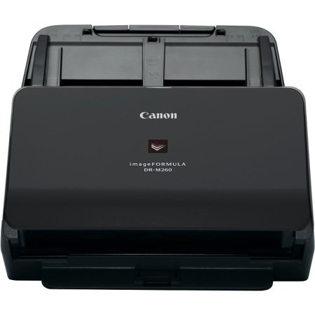 Canon imageFORMULA DR-M260 Office Document (Best Flatbed Scanner Canons)